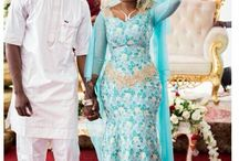 afrikanische Hochzeiten