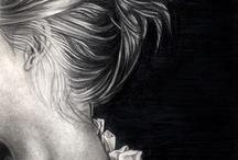 Graphite Drawing / by Olivia Jones