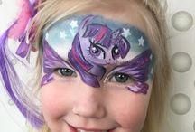 MooiByMaai Face Paint / Schmink, face paint