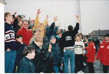 Hendon FC v Leyton Orient / 15 November 1997 - Hendon FC hosted Leyton Orient and held them 2 - 2 forcing a replay at Orient.