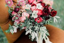 FLORAL INSPIRATION / Wedding Flowers Inspiration by Perth Wedding Photographer Kate Drennan
