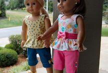 American girl doll crafts