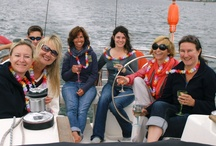 Solent Sailing / We offer sailing days, weekends and holidays on the Solent on luxury yachts based at Lymington in the New Forest.  Have a look at www.escapeyachting.com!