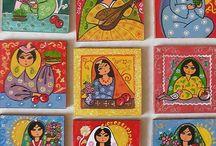 لوحات ايرانية