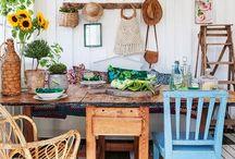 Spaces . Porch&terrace