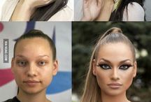 δύναμη του μακιγιάζ