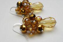 Earrings Handmade / one of a kind handmade earrings