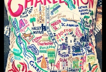 College Of Charleston / by Emily Hacker