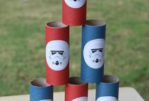 Star Wars Kids Party