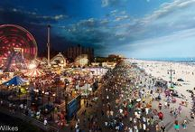 The Large-scale Photo Project «Day to Night» by Stephen Wilkes