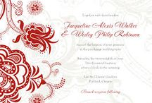 Invite Cards / Wedding, Occasion Card Design Inspirations