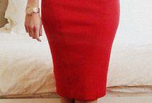 Red Dress / Šaty na promoci