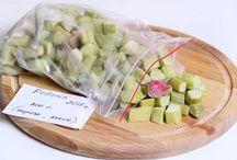 Заготовки: заморозка овощей и ягод