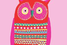 magic things: owls