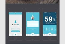 Mobile App / Design inspiration, experience, elements etc