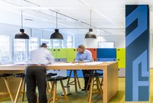 Office work cafes