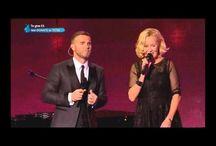 Muziek / Gary Barlow and agnetha