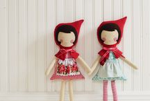 Soft toys / by Pano Pra Mangas