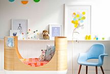 Little Kid rooms / by Rainie Kennedy