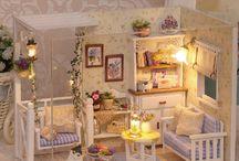 Minyatür bebek evi