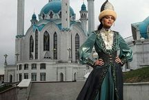 Татарская/булгарская одежда