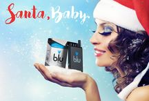 blu For the Holidays / The joy of opening up a Christmas gift and seeing that it's a brand new blu Plus+ kit is beyond measurable. / by blu eCigs