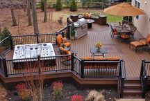 Deck Ideas / by Rebecca Ramos