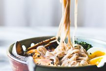 RAMEN UDON & SOBA / There is nothing more delicious than an authentic Japanese noodle dish