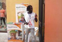 World Vision / World Vision è una Onlus che raccoglie fondi a sostegno dei paesi sottosviluppati nel mondo.
