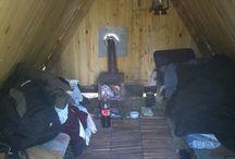 Mini hytte på landet