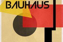 Bauhaus / Bauhaus — diseño • arquitectura • muebles • cartel • escuela • textil • tipografía • edificio • interior • moda • arte • artistas | design • architecture • furniture • fashion • poster • inspiration • building • art • school