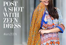 """""""POST A SHOT WITH Zeen DRESS"""" / Share your image wearing a ZEEN DRESS on Instagram and tag it to #iamZEEN to win a fabulous gift from us."""
