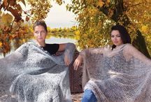 Orenburg Lace Shawl
