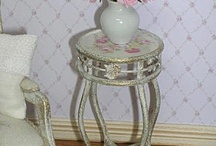 Parlour Miniatures / Tutorials & ideas for the parlour / lounge / sittingroom