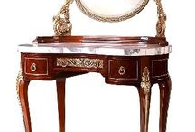 French style Tables / French style table, Francois Linke Style Table, Jean-Henri Riesner Style Table, Maison Millet Style Table, Empire Style Table, Italian style table, English style table, Ormolu-mounted Louis XV center table, Ormolu-mounted Louis XV side table, Ormolu-mounted Louis XV tea table, Ormolu-mounted Louis XV coffee-couch table, French style Ormolu-mounted Porcelain sevres top table, Boulle style side table, High Quality antique style serving table and more ....