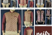 BATIK OR ETHNIC SHIRTS