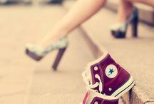 shoes + heel