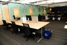 Inside Twitter's Offices