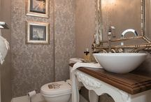 quarto de banho modernos