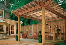 deck and patio dreams / by Kati Stoermer