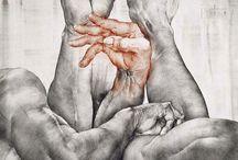 Hands in Art