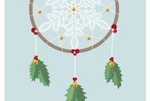 | Hiver | / Ambiance hivernale garantie: Neige, Noël, Nouvel an, fêtes, cadaux...