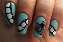 Nail Art (maybe this will make get my nails done) / by Robin F