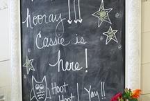chalk it up / by Jennifer Murphy
