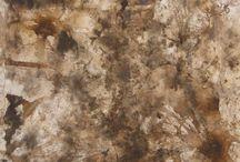 Teresinha Mazzei  -  ARTE  - Siga-me no Instagram / Pintura Orgânica Mineral Teresinha Mazzei   e    Pintura sobre Impressão de Infoarte de Fotografia de Pintura Orgânica/Mineral Teresinha Mazzei