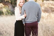 Fall/Winter Engagement Session Inspiration