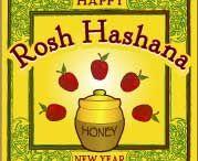Rosh Hashanah/Yom Teruah / Feast of Trumpets - Jewish New Year       / by Joanna 4D Farm