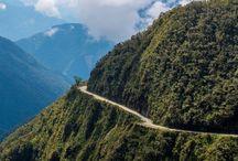 Drumuri periculoase - Dangerous roads