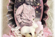Easter and Spring / by Angelina's cards
