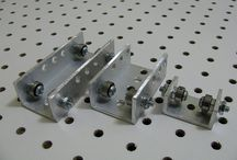 Alu Extrusion, Linear Bearings, CNC